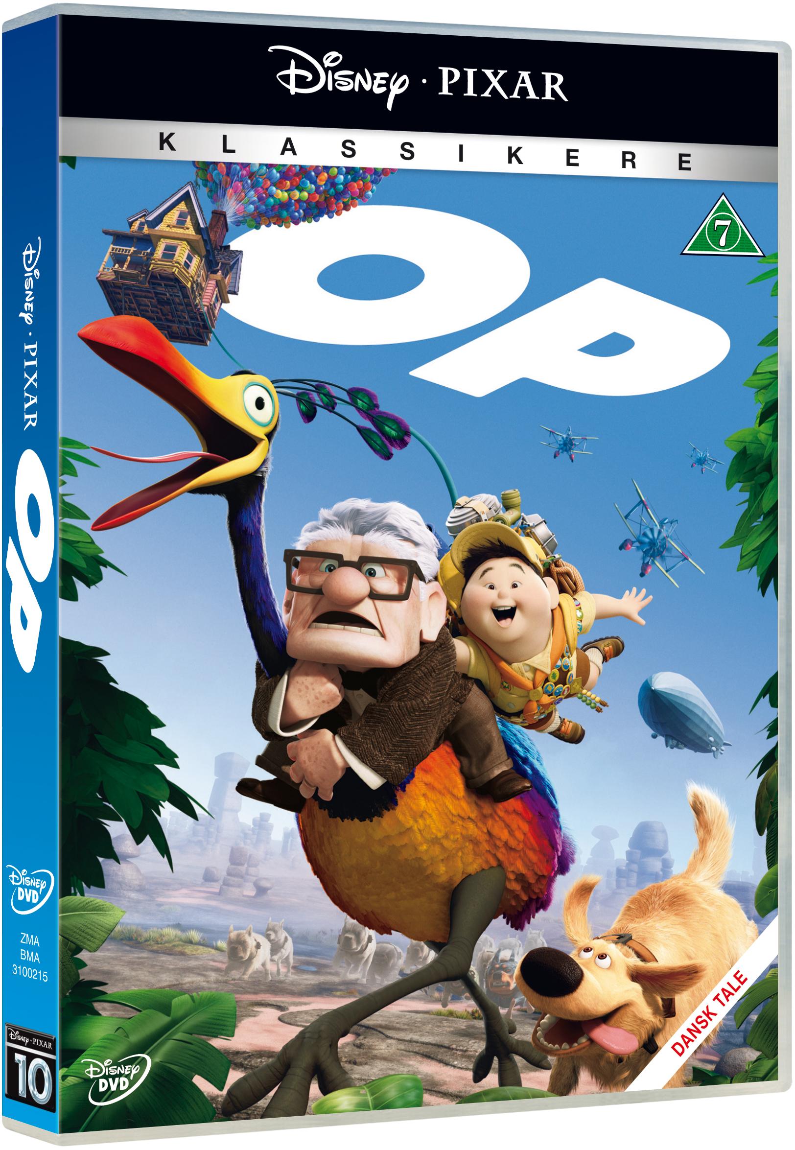 Op / Up - Pixar #10