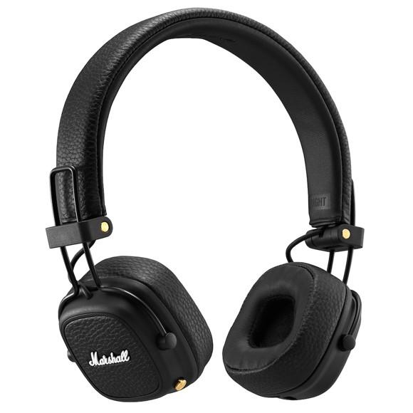 Marshall - Major III BT On-Ear Headphones Black