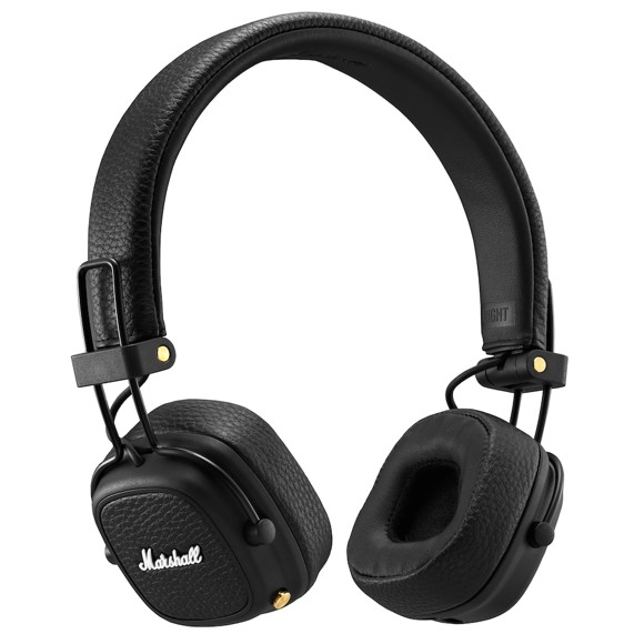 Marshall - Major III BT On-Ear Koptelefoon - Zwart