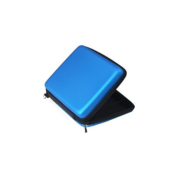 Steelplay - Protection Case - Blue (2DS)