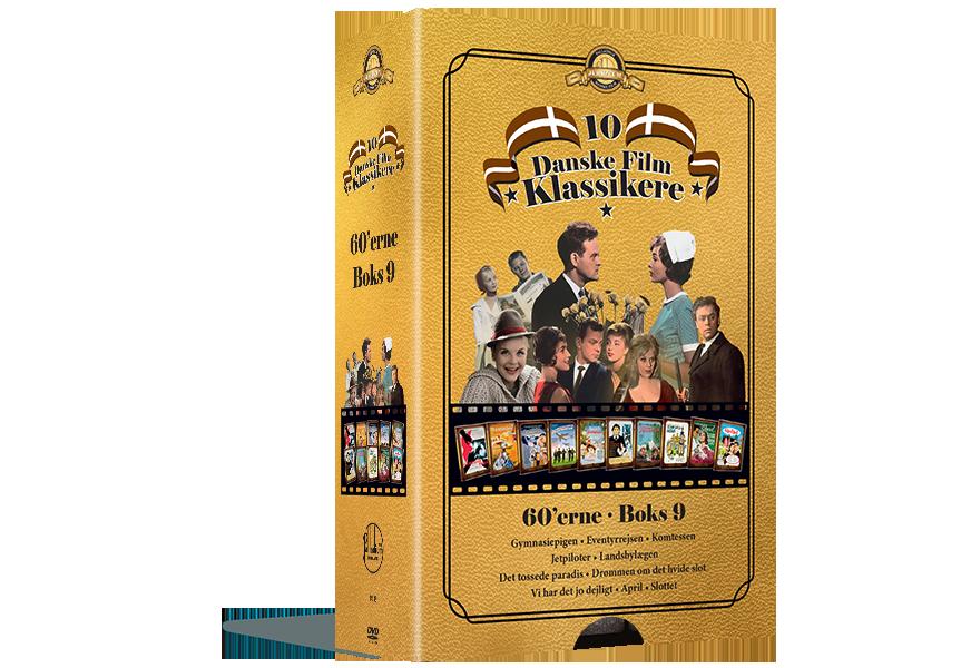 Palladium 1960`Erne Boks 9 - DVD