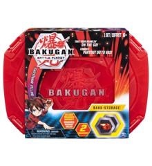Bakugan - Opbevaringskasse - Rød (20104005)
