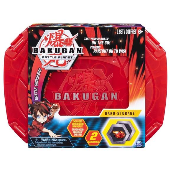 Bakugan - Storage Case - Red (20104005)