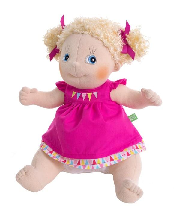 Rubens Barn - Rubens Kids Doll - Linnea