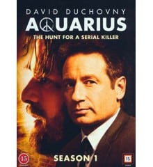 Aquarius: Sæson 1 (4-disc) - DVD