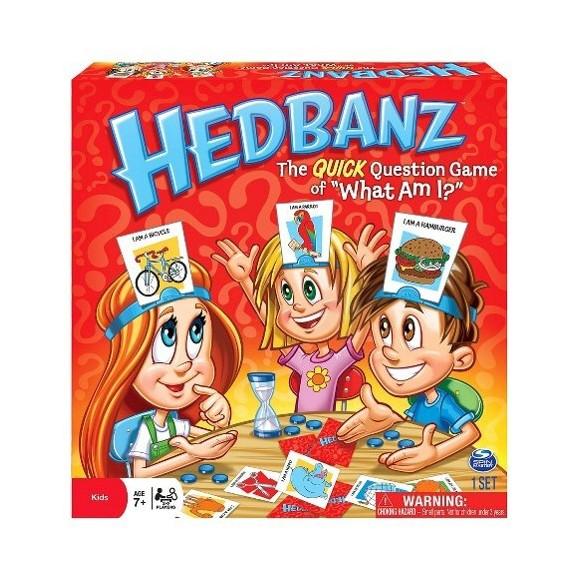 Hedbanz for Kids (85-13700)