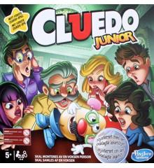 Hasbro Gaming - Cluedo Junior (DK/NO) (C1293189)