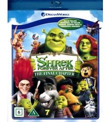Shrek Forever After (Blu-Ray)