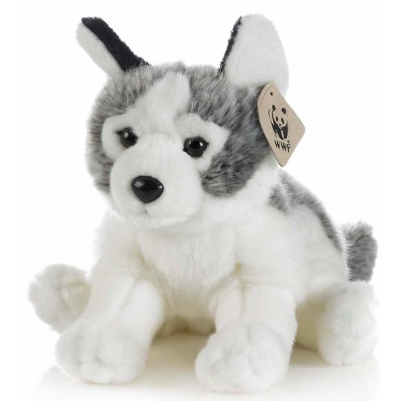 WWF - Husky Bamse - 23 cm (V15177002)