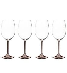 Bitz -  Wine Glasse 45 cl 4 pcs - Smoke (911948)