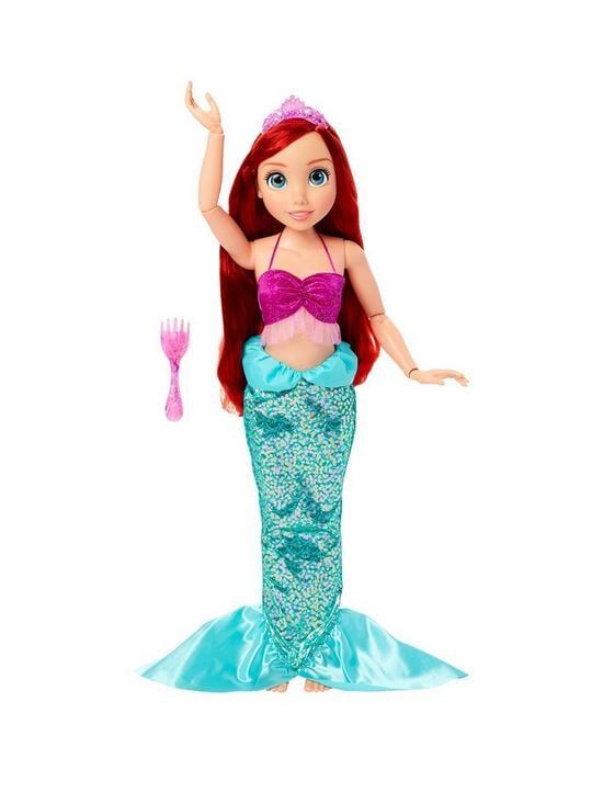 Disney Princess - Playdate Ariel Doll - 81 cm (99088-4L)