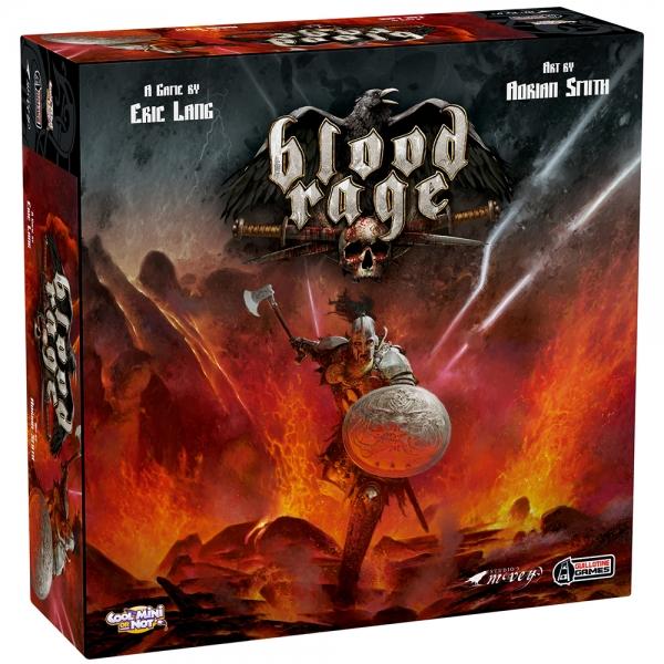 Blood Rage - Boardgame (English)
