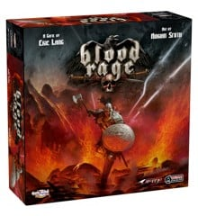 Blood Rage - Boardgame (English)