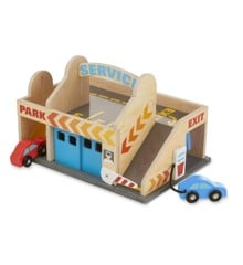Melissa & Doug - Service Station and Parking Garage (19271)