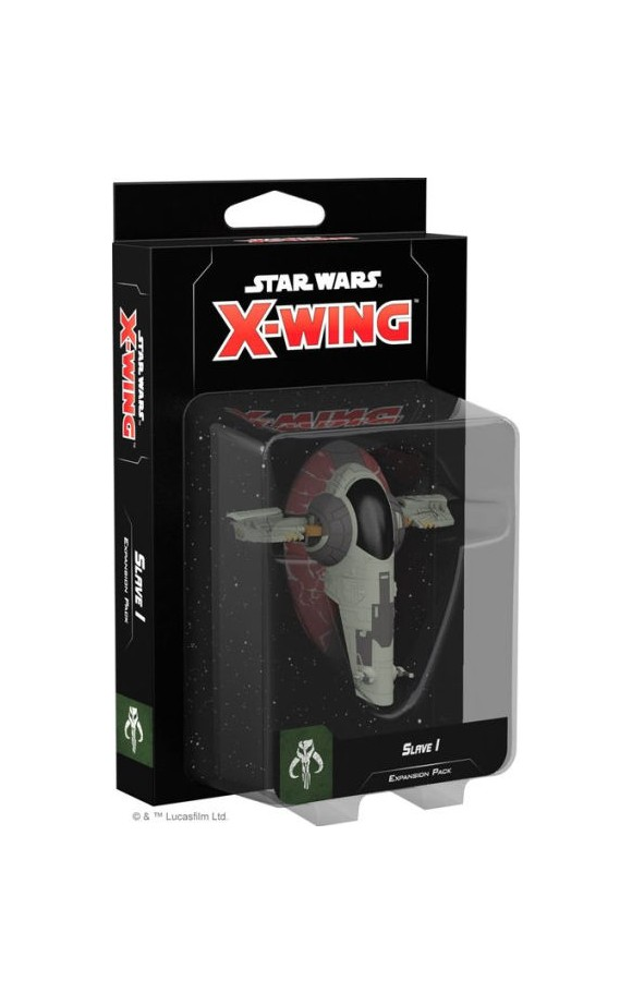 Star Wars - X-Wing - 2nd Edition - Slave I