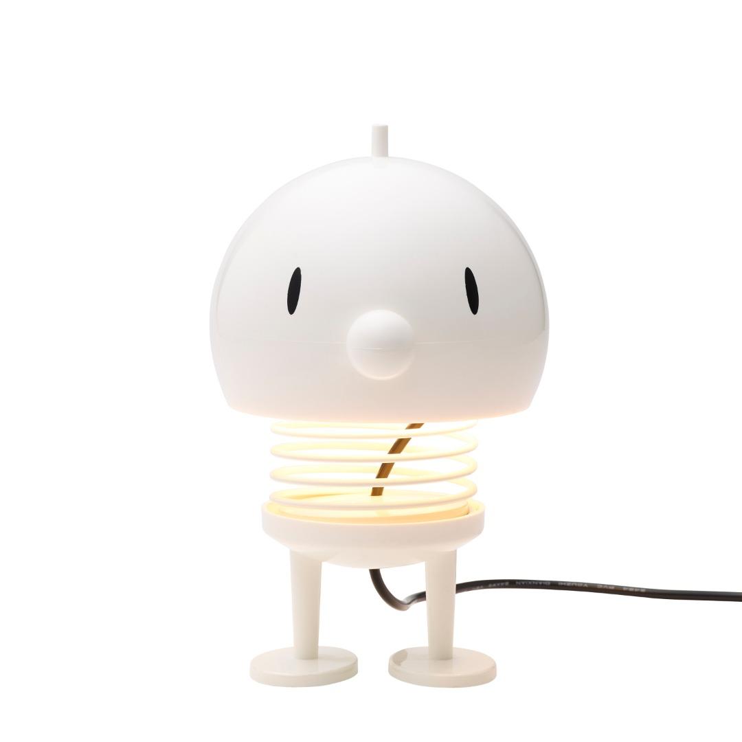 â??Hoptimist - Lampe Largeâ?? - Hvid