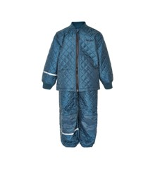 Celavi - Basic Thermal Wear Set - Ice Blue 80