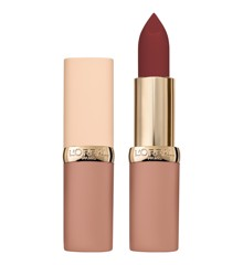 L'Oréal - Color Riche Ultra Matte Free The Nudes Lipstick - 09 No Judgement