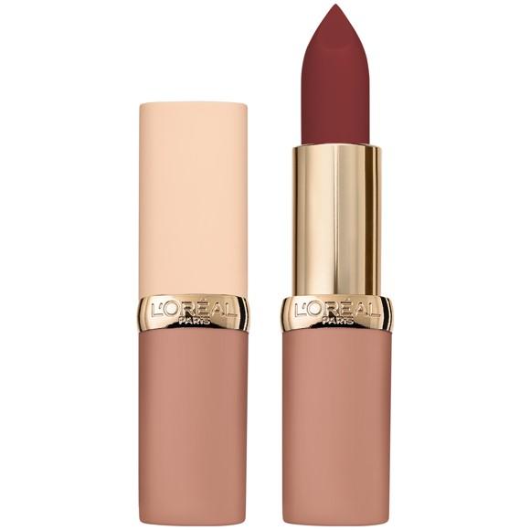 L'Oréal - Color Riche Ultra Matte Free The Nudes Lipstick - 09 No Judgement