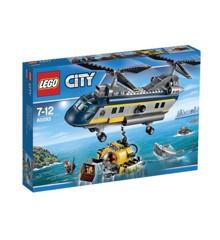 LEGO City - Deep Sea Helicopter (lego 60093)