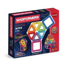 Magformers - Rainbow 30 Piece Set (3003)