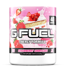 G Fuel - Strawberry Shortcake Tub - 40 Servings