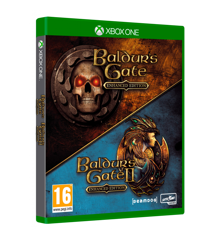 Baldurs Gate Enhanced & Baldurs Gate 2