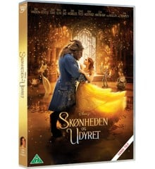 Disneys - Beauty and the Beast/Skønheden og Udyret (Emma Watson) - DVD