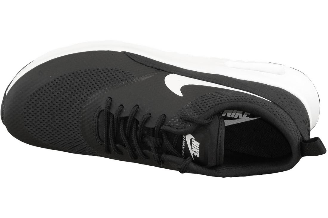 Kaufe Wmns Nike Air Max Thea 599409 020, Womens, Black, sneakers