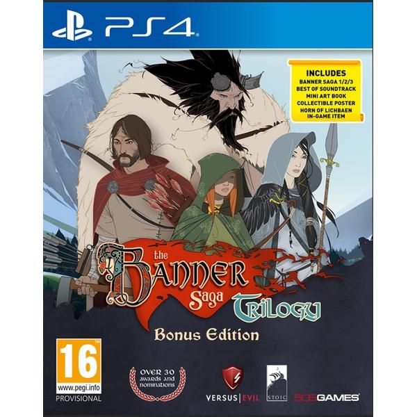 Bilde av The Banner Saga Trilogy Bonus Edition