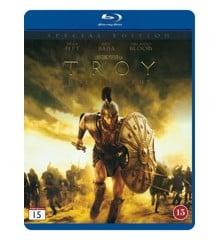 Troy- Blu ray