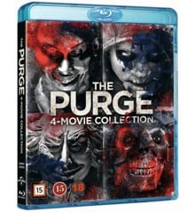 Purge, The 1-4 Box Blu ray