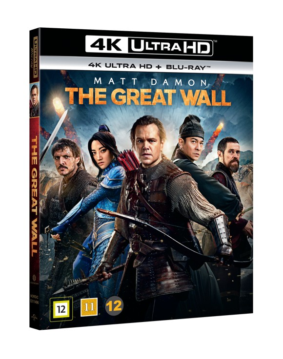 Great Wall, The (4K Blu-Ray)