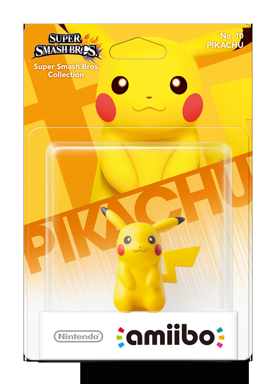 Nintendo Amiibo Figurine Pikachu