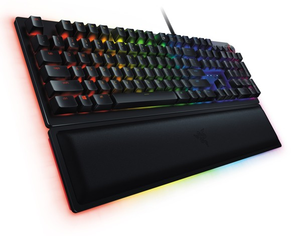 Razer - Huntsman Elite Mechanical Gaming Keyboard Nordic