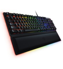 Razer - Huntsman Elite Mekanisk Gaming Keyboard Nordic
