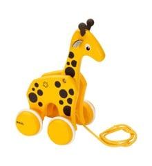 BRIO - Giraf trækdyr (30200)
