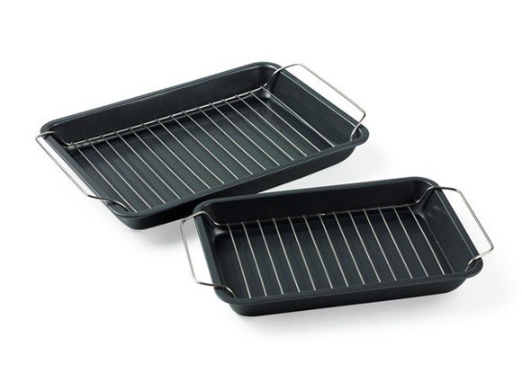 Funktion - Roasting Pan Set With Grill (224074)