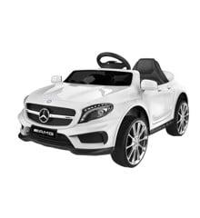 Azeno - Elbil - Mercedes AMG GLA45 - Hvid (6950158)
