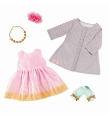 Our Generation - Dolls Clothing - Celebration Style Robe (730320)