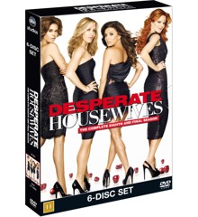 Desperate Housewives - season 8 - DVD