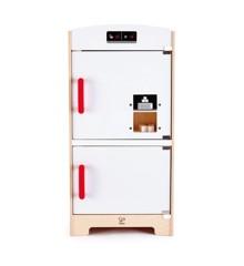 Hape - Hvidt køleskab i træ (E3153)