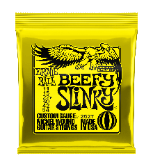 Ernie Ball - Beefy Slinky - String Set For Electric Guitar (011-054)