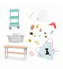 Our Generation - Pet Grooming Set (737387)