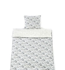 Smallstuff - Baby Bedding 70x100 - Sausage Dog