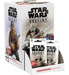 Star Wars Destiny - Convergence Booster Box (36 Boosters) (FSWD16A)