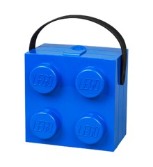 Room Copenhagen - Lunch Box with Handle - Blue (40240002)