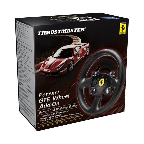 Ferrari GTE Wheel Add-On