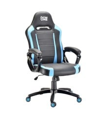 DON ONE - BELMONTE Gaming Chair - Svart/Blå
