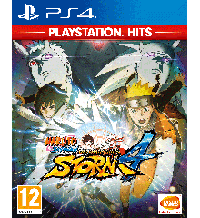 Naruto Shippuden Ultimate Ninja Storm 4 (Playstation Hits)